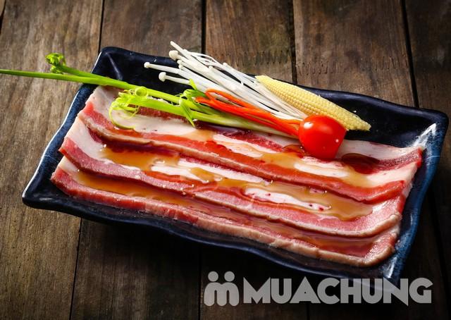 Chỉ 129.000đ thưởng thức ngay tiệc Buffet Seoul BBQ - Tưng bừng khai trương, hàng ngàn món ngon giá shock. Ưu đãi giảm giá tới 36% - 9