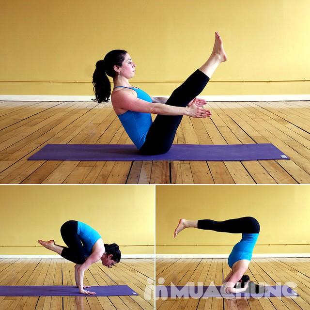 Thảm tập yoga 2 mặt cao cấp - Hàng Đài Loan - 1