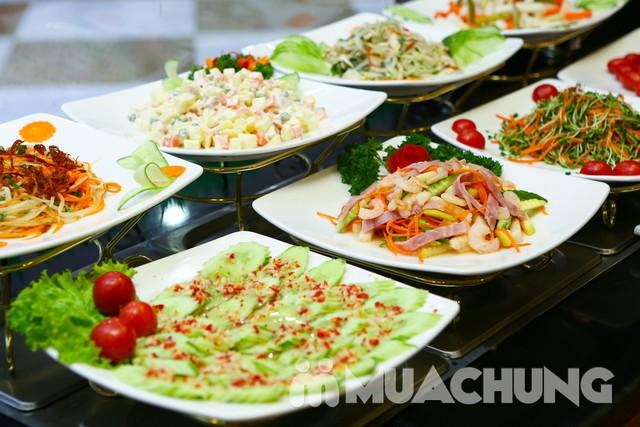 Buffet lẩu nướng không khói Gri & Gri Royal City. Menu phong phú với các nguyên liệu cao cấp mang đến những món ăn thơm ngon, đặc sắc. - 12