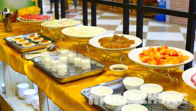 Buffet lẩu nướng không khói Gri & Gri Royal City. Menu phong phú với các nguyên liệu cao cấp mang đến những món ăn thơm ngon, đặc sắc. - 24