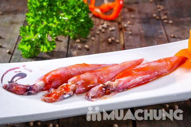 Buffet lẩu nướng không khói Gri & Gri Royal City. Menu phong phú với các nguyên liệu cao cấp mang đến những món ăn thơm ngon, đặc sắc. - 6