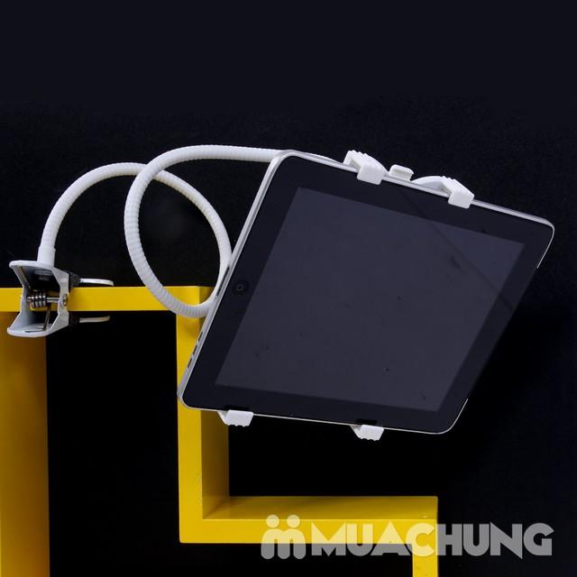 Đế kẹp đuôi khỉ cho iPad loại cứng, hỗ trợ đặt máy ở nhiều góc độ, không cần dùng tay nâng nỡ - 11