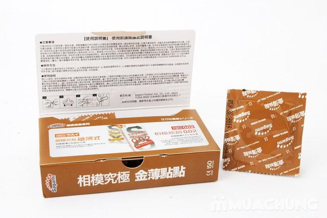 2 hộp bao cao su Sagami Xtreme - Nhật Bản - 12