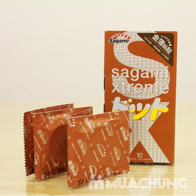 2 hộp bao cao su Sagami Xtreme - Nhật Bản - 6