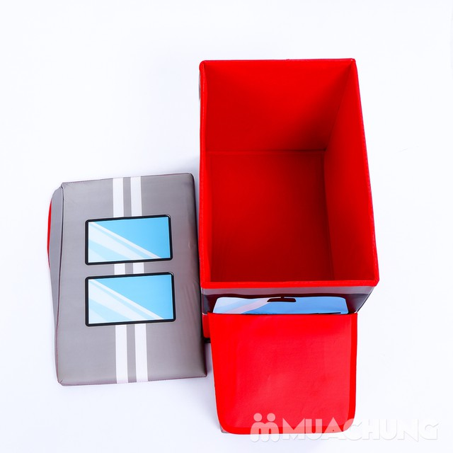 Ghế hộp đựng đồ hình ôtô ngộ nghĩnh - 11