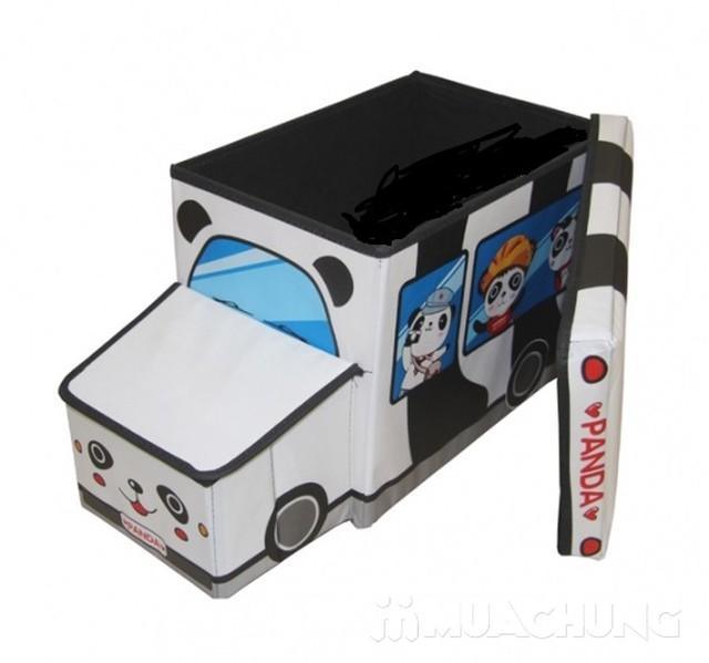 Ghế hộp đựng đồ hình ôtô ngộ nghĩnh - 1