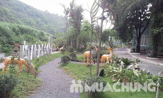 Khu du lịch sinh thái V-Star Resort - Nằm ngay trung tâm Hòa Bình - 3