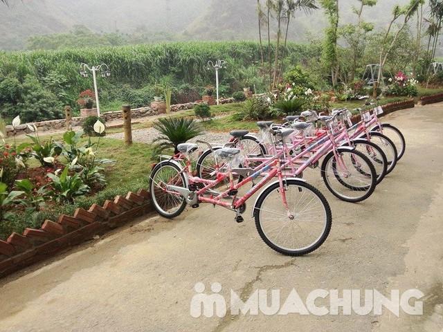 Khu du lịch sinh thái V-Star Resort - Nằm ngay trung tâm Hòa Bình - 6