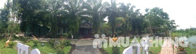 Khu du lịch sinh thái V-Star Resort - Nằm ngay trung tâm Hòa Bình - 2