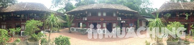 Khu du lịch sinh thái V-Star Resort - Nằm ngay trung tâm Hòa Bình - 1