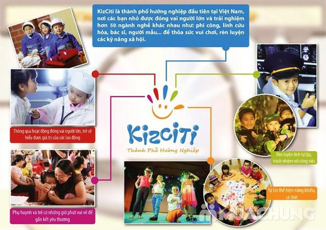 Vui chơi 1 năm tại KizCiti -Thành phố hướng nghiệp - 4