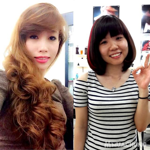 Trọn Gói làm tóc đẳng cấp Viện tóc Hà An Cây kéo vàngSG - 4