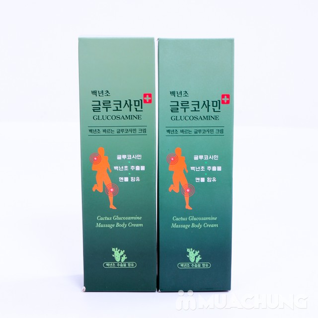 2 hộp dầu xoa bóp khớp Glucosamine - 9