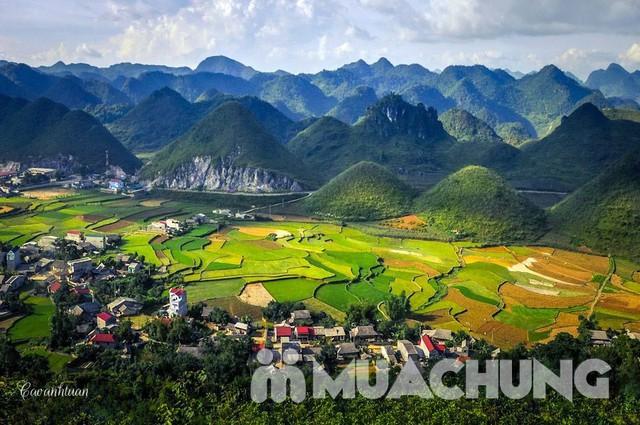 Tour Hà Nội - Hà Giang - Đồng Văn - Lũng Cú 3N2Đ - 3