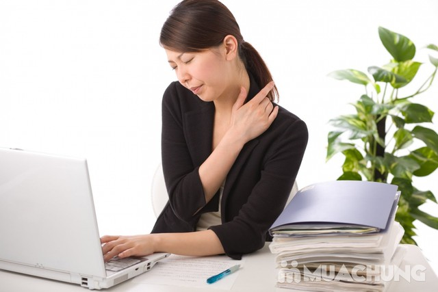 Điều trị tác động xoa bóp bấm huyệt trị nhức mỏi cổ tay vai gáy - 2