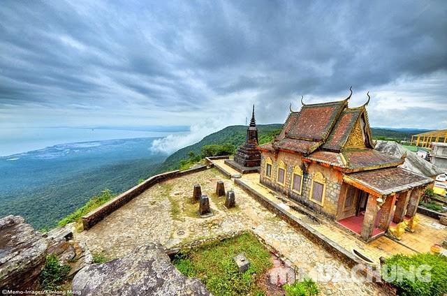 Tour Campuchia 4N3Đ - Khám phá Sihanouk Ville - Đảo Thiên Đường Koh Rong - Cao nguyên Bokor - 9