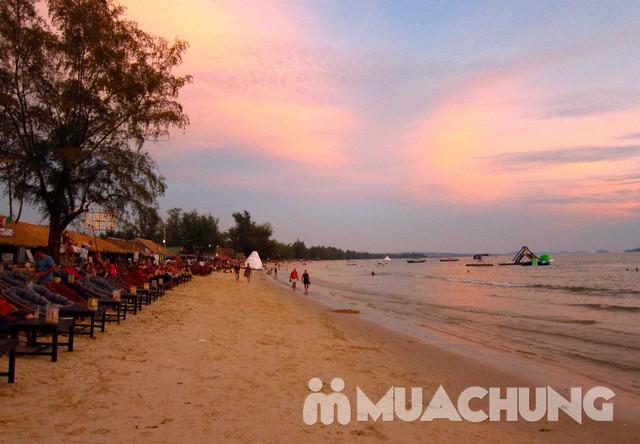 Tour Campuchia 4N3Đ - Khám phá Sihanouk Ville - Đảo Thiên Đường Koh Rong - Cao nguyên Bokor - 7