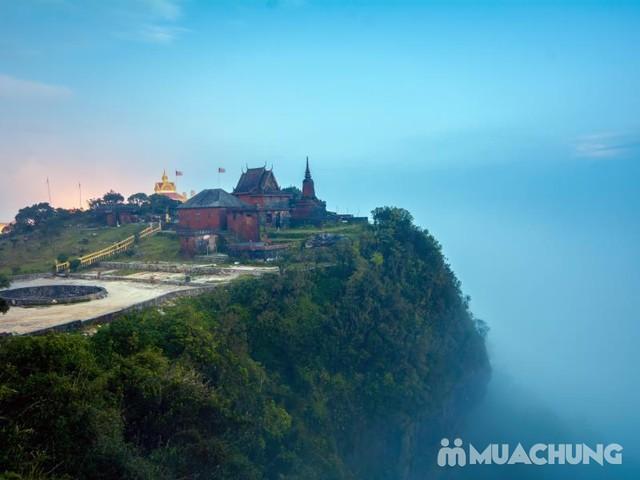 Tour Campuchia 4N3Đ - Khám phá Sihanouk Ville - Đảo Thiên Đường Koh Rong - Cao nguyên Bokor - 11