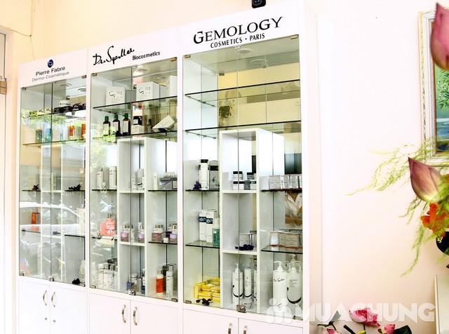 Trẻ hóa da mặt từ Oxy tươi & tinh chất Collagen tươi - 16