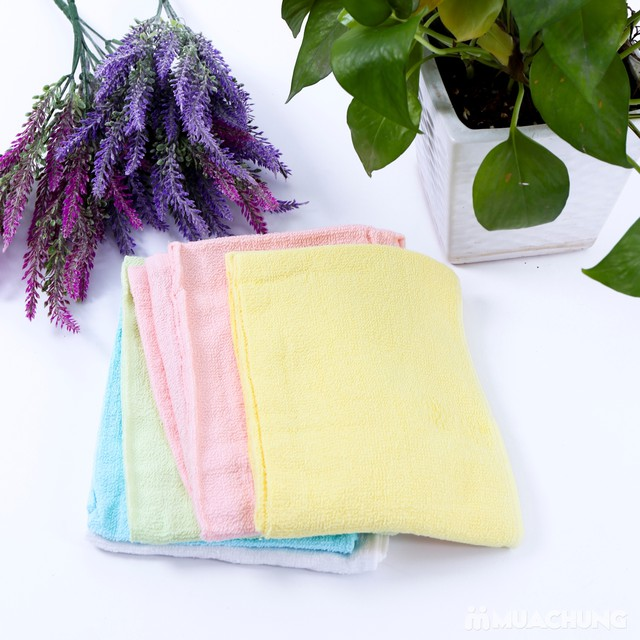 5 khăn mặt bông thể thao xuất Nhật - 6