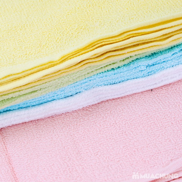 5 khăn mặt bông thể thao xuất Nhật - 9