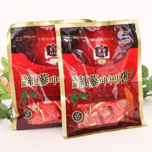 Combo 2 Gói kẹo hồng sâm Vitamin KOREA RED có đường - 9