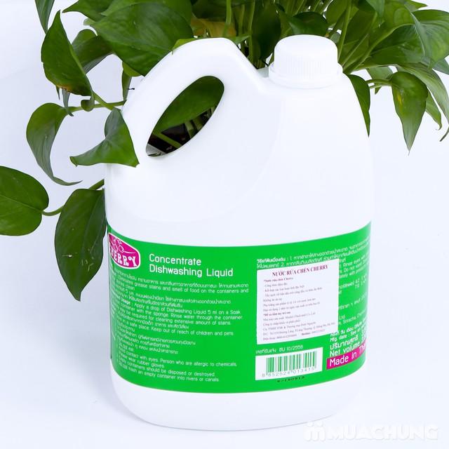 Nước rửa chén Cherry Thái Lan sạch và thơm mát - 3