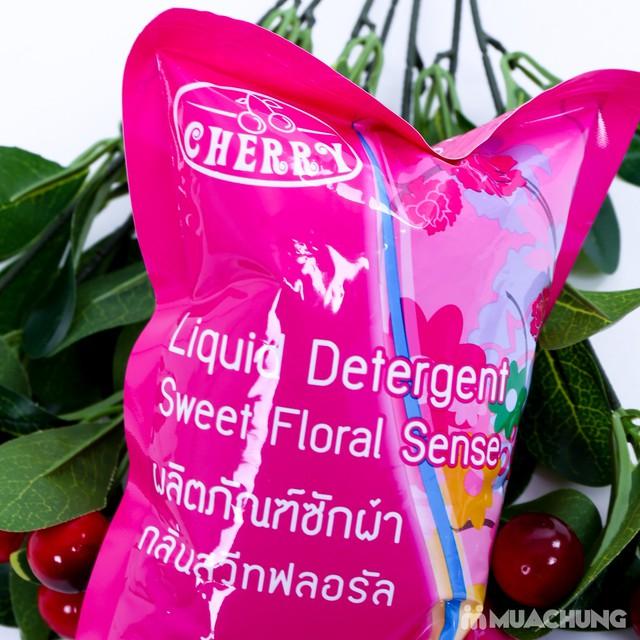 Combo 3 gói nước xả vải Thái Lan 500ml/gói - 5