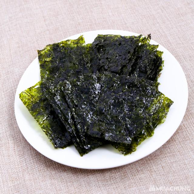 8 gói lá kim ăn liền nhập khẩu Hàn quốc - 1