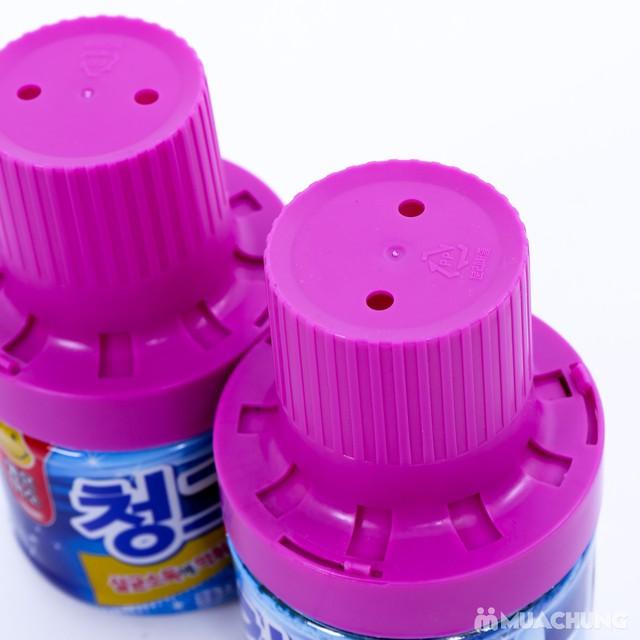 Combo 2 Bình Thơm thả két nước toilets Xanh Sạch nhập khẩu Hàn Quốc. - 9