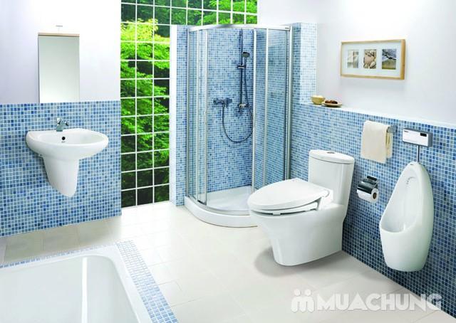 Combo 2 Bình Thơm thả két nước toilets Xanh Sạch nhập khẩu Hàn Quốc. - 4