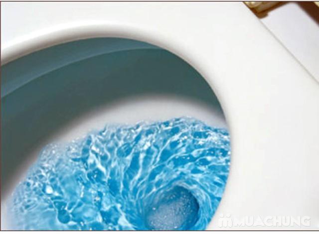 Combo 2 Bình Thơm thả két nước toilets Xanh Sạch nhập khẩu Hàn Quốc. - 11