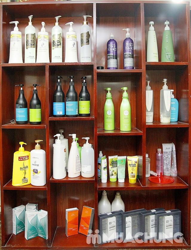 Cắt + Nhuộm/ Uốn/ Ép tại Hair Salon Trang Bông - 22