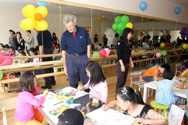 Vui chơi thỏa thích & suất ăn cho bé ở Kinder Park - 4