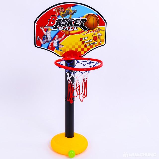 Đồ chơi bóng rổ giúp phát triển chiều cao cho bé - 8