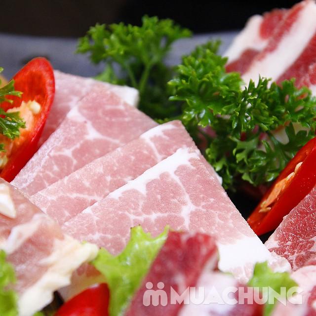 Buffet Lẩu nhà hàng Shiki BBQ - 2