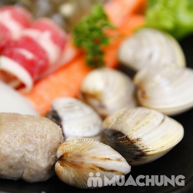 Buffet Lẩu nhà hàng Shiki BBQ - 1