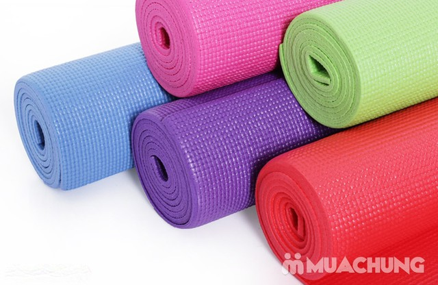 Thảm tập Yoga cao cấp không mùi, siêu nhẹ - 6