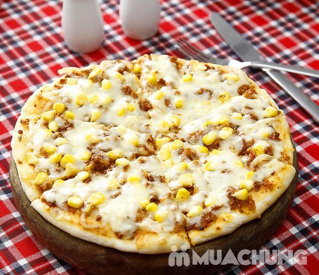 Pizza Hoa Ý và mỳ Spagheti ngon đúng điệu - 2