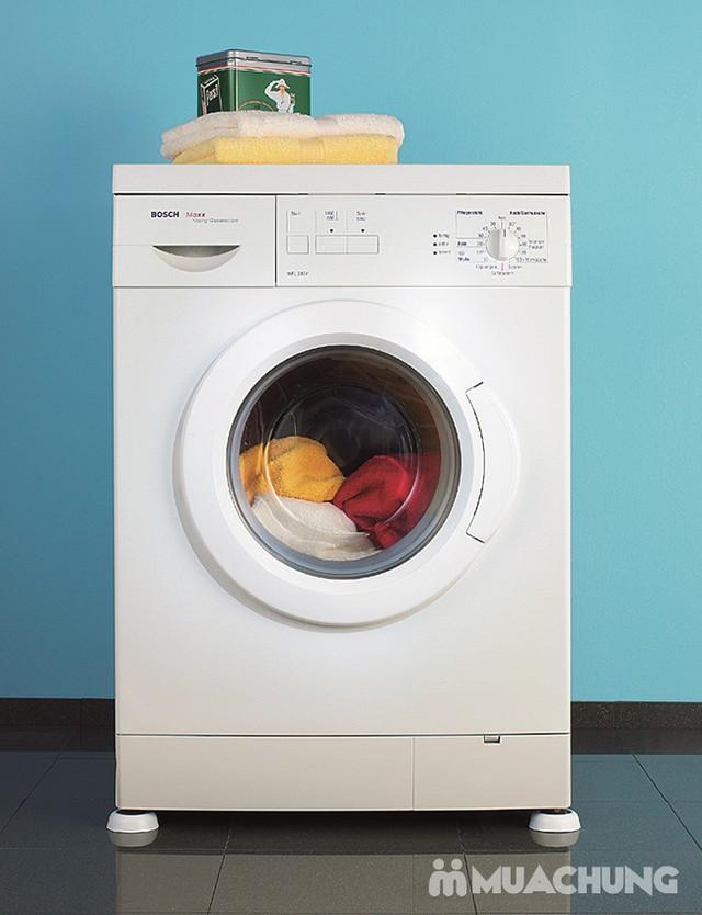 Bộ 4 chân đế chống rung máy giặt Tashuan - 1