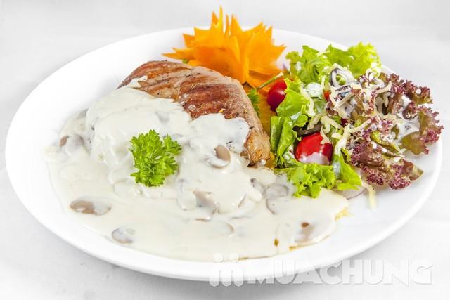 Ăm Thực Thịt Bò, Cừu Tại Rue Lamblot Restaurant – Nhà Hàng 5* - 7