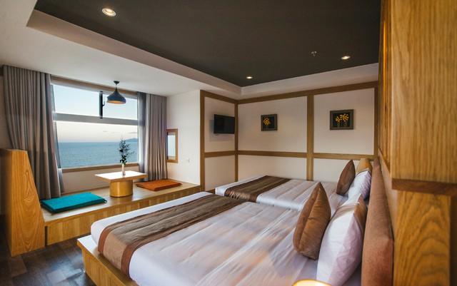 Seasing Boutique Hotel 3,5 sao Nha Trang 3N2Đ  - Có bãi biển riêng - 19