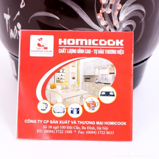 Ấm sắc thuốc tự động Homicook tiện lợi - 6