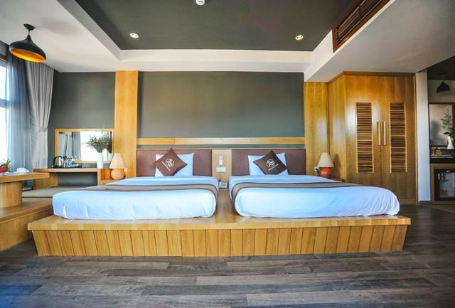 Seasing Boutique Hotel 3,5 sao Nha Trang 3N2Đ  - Có bãi biển riêng - 16