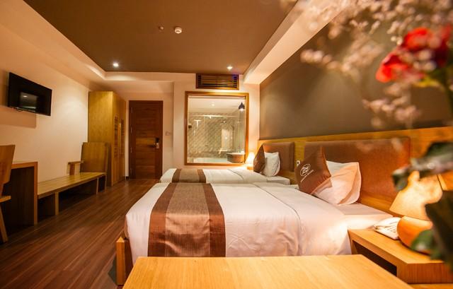 Seasing Boutique Hotel 3,5 sao Nha Trang 3N2Đ  - Có bãi biển riêng - 8