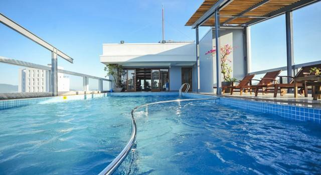 Seasing Boutique Hotel 3,5 sao Nha Trang 3N2Đ  - Có bãi biển riêng - 20