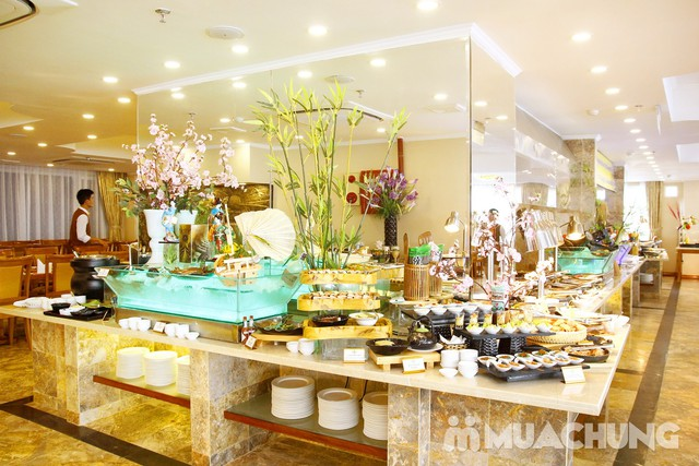 Buffet cao cấp Sen Việt hơn 160 món Âu Á đặc sắc - 1