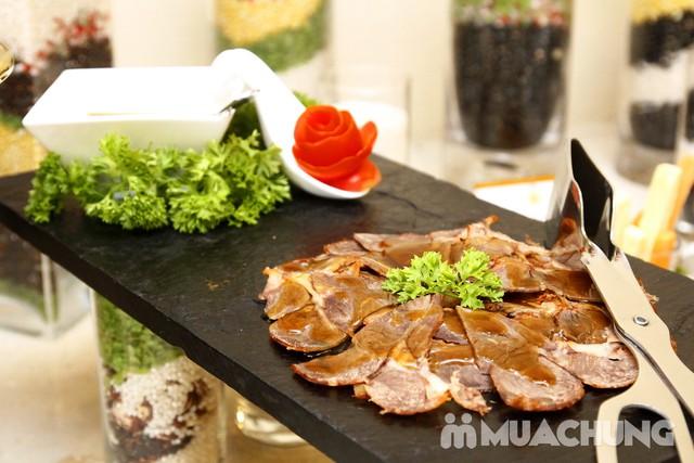 Buffet cao cấp Sen Việt hơn 160 món Âu Á đặc sắc - 14