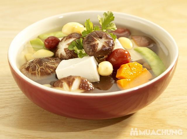 5 gói nấm hương khô xuất khẩu tai nấm 3,5cm - 6