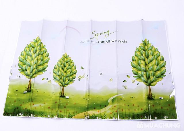 5 giấy dán bếp cách nhiệt loại to 60cm x 90cm - 3